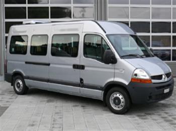 Location Minibus 16places Renault Master