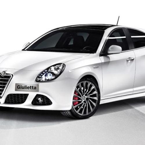 Location Alfa Romeo Giulietta