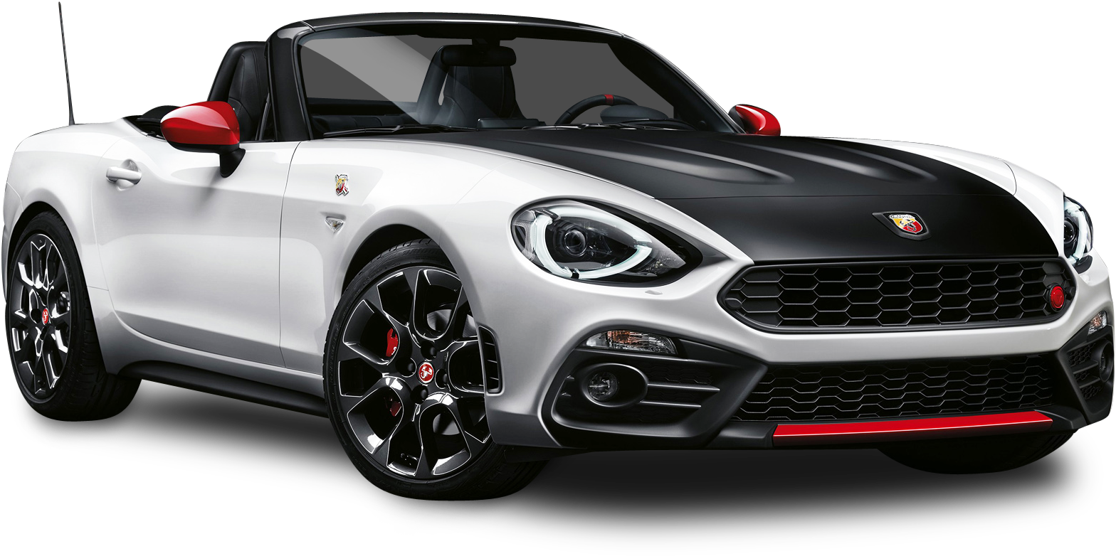 Location Supercar Abarth 124 Spider