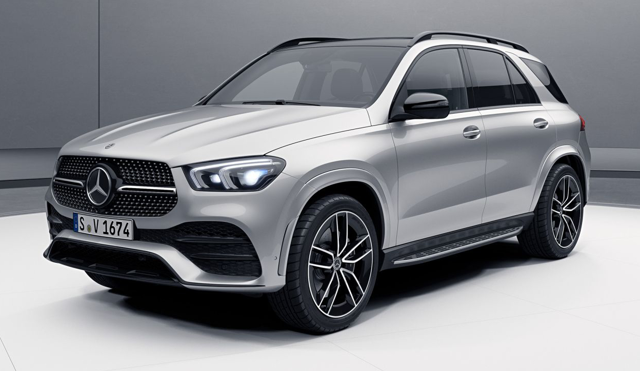 Location Mercedes GLE 4x4
