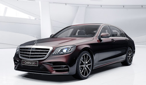 Location Premuim Mercedes 500S