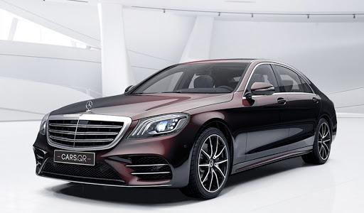 Location Premuim Mercedes 500S