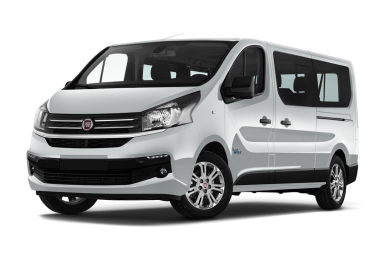 Location minibus 9pl Fiat Talento