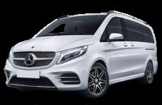 Location de minibus Mercedes Classe v