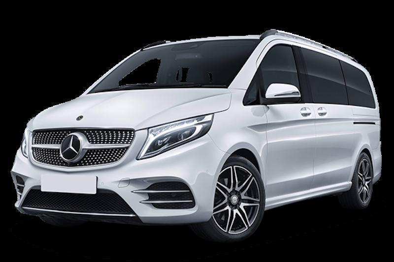 Mercedes Classe v Blanche
