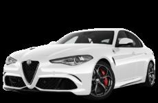 Location voiture Alfa Romeo Guilia