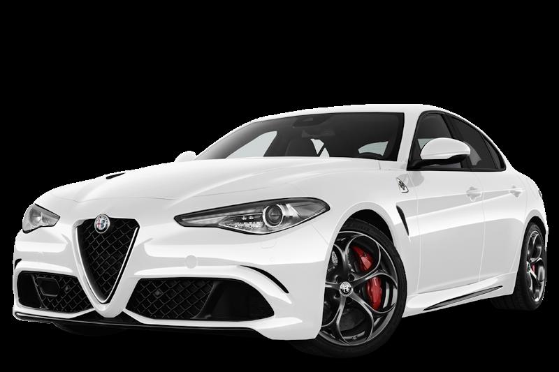 Alfa Romeo Guilia Blanche