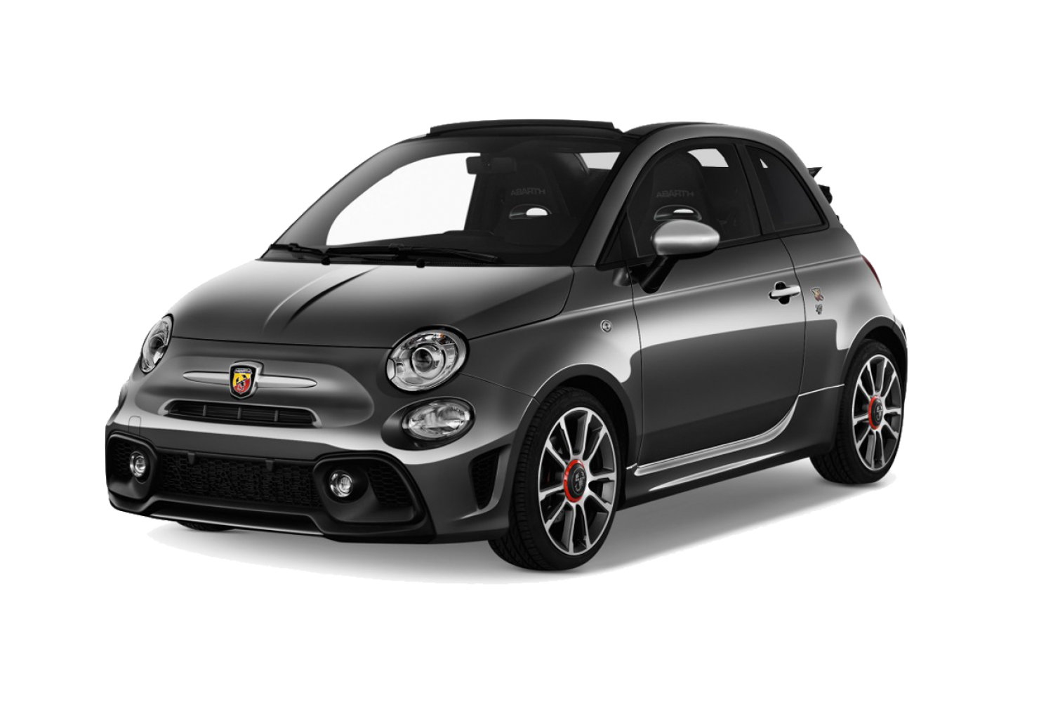 Location 595 abarth cabrio