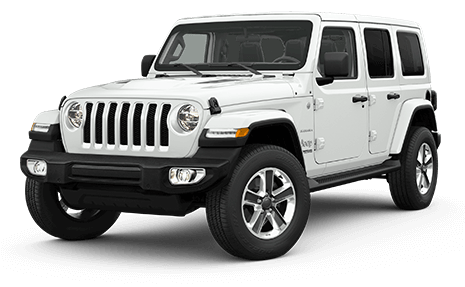 Location Jeep Wrangler JL