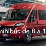 minibus 8 à 16pl
