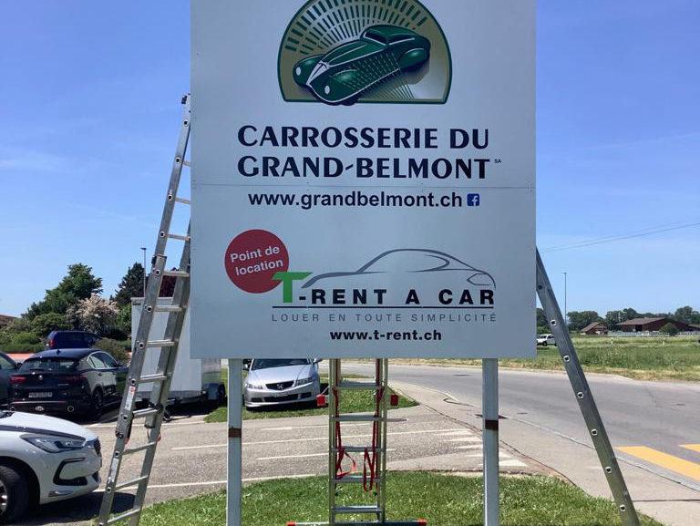 Location voiture Domdidier