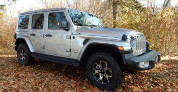 Jeep Wrangler location yverdon